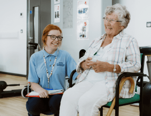 HOPE Specialist falls Service